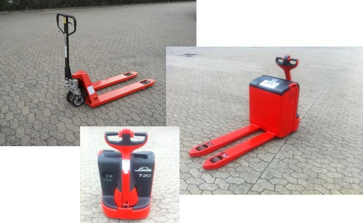 RHEMTEC Staplerservice Rhein-Hunsrück-Eifel-Mosel GmbH & Co. KG, Mayen: Wir bieten in unseren Mietservice zum Beispiel Handhubwagen und Elektroniederhubwagen für gewerbliche und private Kunden.