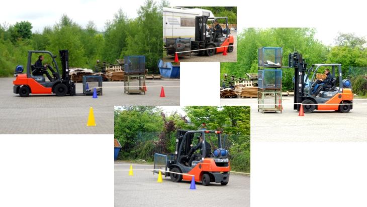 RHEMTEC Staplerservice Rhein-Hunsrück-Eifel-Mosel GmbH & Co. KG, Mayen: Wir bieten Schulungen zum Erwerb der Fahrerlaubnis für Flurfördergeräte sowie die gesetzlich geforderten, jährlichen Unterweisungen für Gabelstaplerfahrer/innen. Unser Programm beinhaltet die Ausbildung zum/zur Gabelstaplerfahrer/in nach BGV D27 und BGG 925 und die jährliche Unterweisung von Gabelstaplerfahrer/innen gemäß BetrSichV BGV D27, DGG 925 und BGV A1